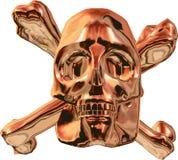 Het teken of het symbool van de piraat royalty-vrije illustratie