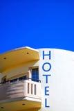 Het teken Kreta van het hotel Royalty-vrije Stock Foto's