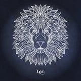 Het teken van de dierenriem Astrologische horoscoopinzameling Vector illustratie royalty-vrije illustratie