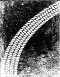 Het Teken van de Grungesteunbalk Royalty-vrije Stock Afbeeldingen