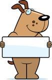 Het Teken van de hond Royalty-vrije Stock Foto