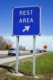 Het teken van de parkeerplaats Royalty-vrije Stock Foto