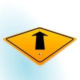 Het teken van de richting Royalty-vrije Illustratie