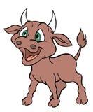 Het Teken van de Stier Stock Foto's