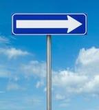 Het teken van de straat Royalty-vrije Stock Afbeelding