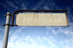 Het teken van de straat Royalty-vrije Stock Foto