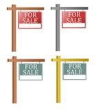 Het teken van de verkoop Stock Afbeelding