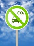 Het teken van Ecologyc Stock Fotografie