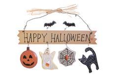 Het Teken van Halloween Royalty-vrije Stock Foto's