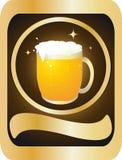 Het teken van het bier Royalty-vrije Stock Afbeeldingen