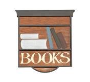 Het Teken van het boek Royalty-vrije Stock Fotografie