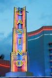 Het teken van het casino Royalty-vrije Stock Afbeeldingen