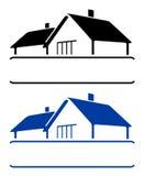 Het teken van het huis royalty-vrije illustratie