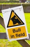 Het Teken van het landbouwbedrijf Royalty-vrije Stock Fotografie