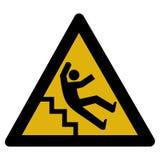 Het teken van het ongeval Royalty-vrije Stock Afbeelding