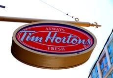 Het Teken van Hortons van Tim Stock Foto