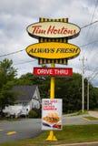 Het Teken van Hortons van Tim Stock Foto's