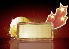 Het teken van Marque Royalty-vrije Stock Foto