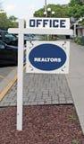 Het Teken van Realtors. Royalty-vrije Stock Foto's