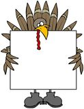 Het Teken van Turkije stock illustratie