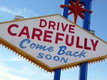 Het Teken van Vegas van Las Stock Fotografie