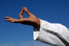 Het teken van Zen royalty-vrije stock afbeelding