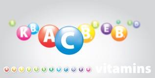 Vector embleem medikamantov Stock Foto
