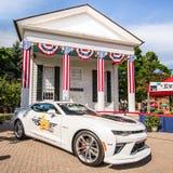 2016 het Tempoauto van Chevrolet Camaro Indy Royalty-vrije Stock Foto