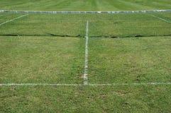 Het tennis van het gazon Royalty-vrije Stock Afbeelding