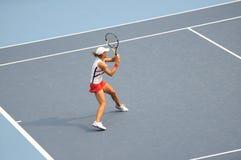 Het Tennis van het spel Royalty-vrije Stock Foto's