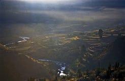 Het terras Valey - Inca van Colca - het huis van Condors #2 royalty-vrije stock foto's