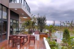 Het terras van het huis 3# Royalty-vrije Stock Foto