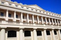 Het Terras van het Huis van Carlton Stock Foto's