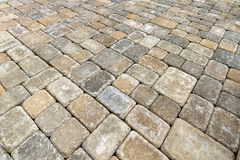 Het Terrasachtergrond van de baksteenbetonmolen Stock Foto's
