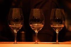 Het testen van de wijn royalty-vrije stock foto's