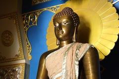 Het Thaise beeld van Boedha Stock Foto's