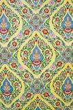 Het Thaise behang van het stijlpatroon Stock Afbeelding