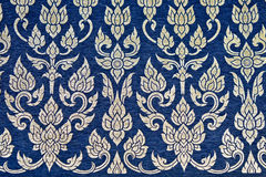Het Thaise behang van het stijlpatroon Royalty-vrije Stock Afbeelding