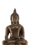 Het Thaise die beeld van Boedha als amuletten, Standbeeld wordt gebruikt van Boedha Stock Foto
