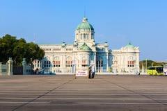 Het Thaise parlement royalty-vrije stock fotografie