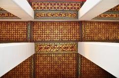 Het Thaise Plafond van de Stijl Stock Afbeelding