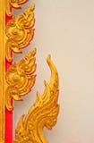 Het Thaise schilderen Stock Foto's