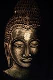 Het Thaise schilderen van Boedha Stock Foto
