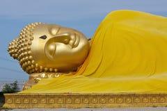 Het Thaise Standbeeld van Boedha Stock Foto
