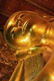 Het Thaise Standbeeld van Boedha Royalty-vrije Stock Foto