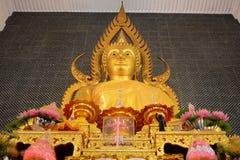 Het Thaise Standbeeld van Boedha Royalty-vrije Stock Fotografie