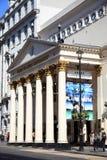 Het theater Koninklijk in Haymarket Stock Foto