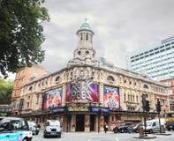 Het theater Shaftesbury Royalty-vrije Stock Fotografie