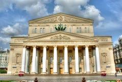 Het Theater van Bolshoi Stock Afbeelding