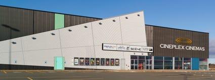 Het Theater van Cineplexbioskopen Stock Foto